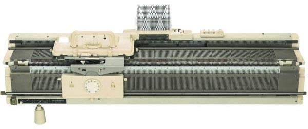 machine à tricoter fines et moyennes laines